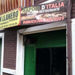 Sapori D' Italia Pizzeria y Restaurante Italiano en Bogotá