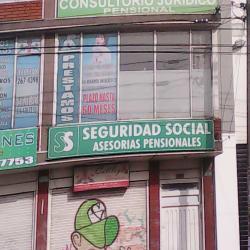 Seguridad Social Asesorías Pensionales en Bogotá