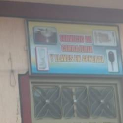 Servicio de Cerrajería y Llaves en General en Bogotá