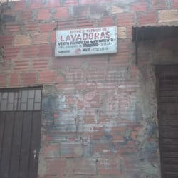Servicio Técnico de Lavadoras  en Bogotá