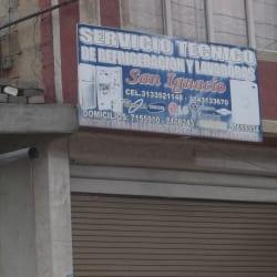 Servicio Tecnico Refregeración y Neveras San Ignacio en Bogotá