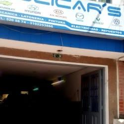 Tolicar's en Bogotá