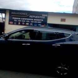 Soluciones Repuestos Mazda Camperos Bogota en Bogotá