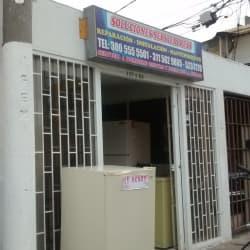 Soluciones Serviexpress en Bogotá