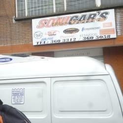 Sonicars en Bogotá