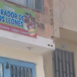 Tienda Mirador De Los Leones en Bogotá