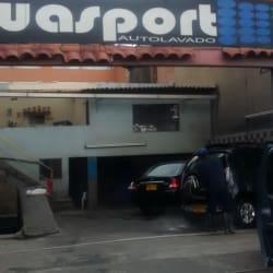 Acuasport Autolavado en Bogotá