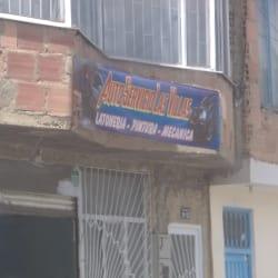 Autoservicio Las Villas en Bogotá