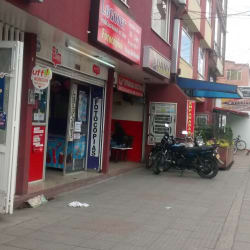 café logonet en Bogotá
