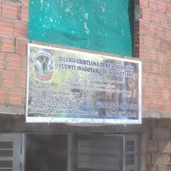 Iglesia Cristiana  De Restauración Fuente Inagotable De Vida Eterna en Bogotá