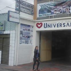 Iglesia Cristiana Universal en Bogotá