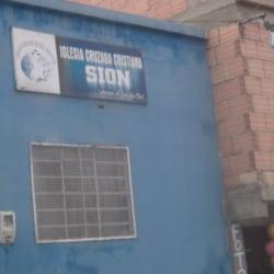 Iglesia Cruzada Cristiana Sion en Bogotá