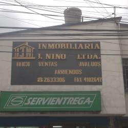 Inmobiliaria J.Niño ltda en Bogotá