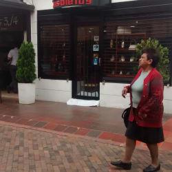 Jasbleydi en Bogotá