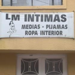 Las Intimas en Bogotá
