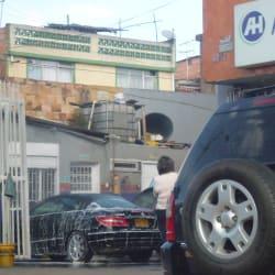 Lavautos en Bogotá