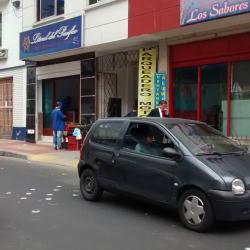 Litoral del Pacífico  en Bogotá