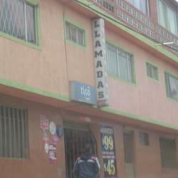 Llamadas Carrera 2A en Bogotá