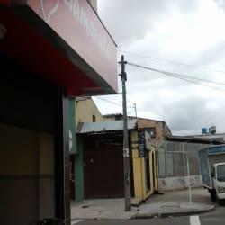 Llamarada Restaurante en Bogotá