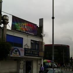 Luna Azul en Bogotá