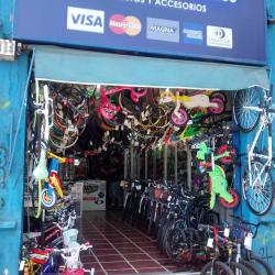 Bicicletas Centaurus en Santiago