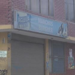 Manchos Burguer en Bogotá