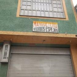 Marquetería Vidrios Espejos  en Bogotá