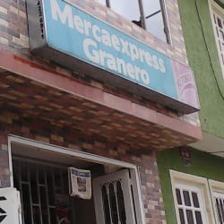 Merca Express Granero en Bogotá