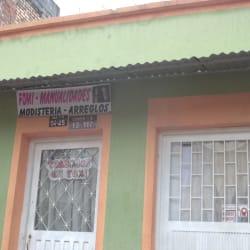 Modistería Arreglos Carrera 1B en Bogotá