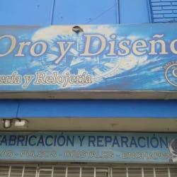 Joyería y Relojería Oro y Diseño en Bogotá