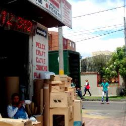 Mudanzas y Embalajes en Bogotá