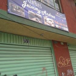Muebles Jeimmy Andrea en Bogotá