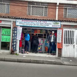 Bodeguita La 163 en Bogotá