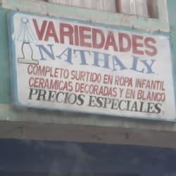 Variedades Nathaly en Bogotá