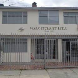 Visar Security Ltda en Bogotá