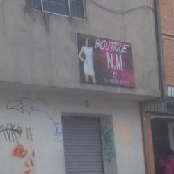 Boutique N y M en Bogotá