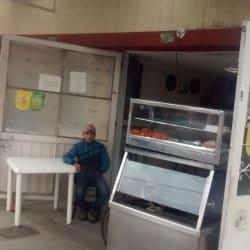 Cafeteria Calle 164 en Bogotá