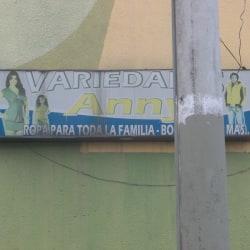 Variedades Anny en Bogotá