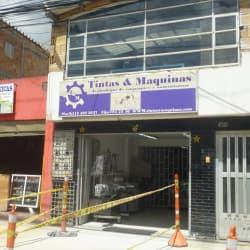 Tintas & Maquinas en Bogotá