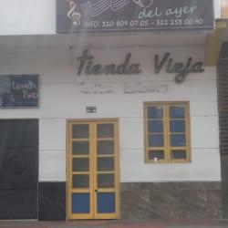 Tienda Vieja en Bogotá