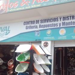 Grifos & Acabados en Bogotá