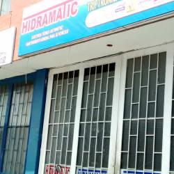 Hidramatic en Bogotá