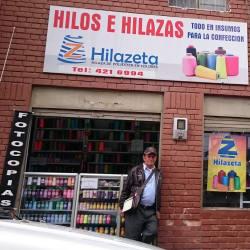 Hilos e Hilazas Hilazeta en Bogotá