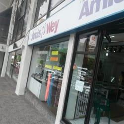 AmisWey en Santiago