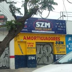 Amortiguadores SZM en Santiago