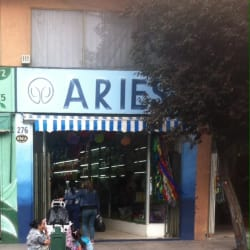 Aries  en Santiago