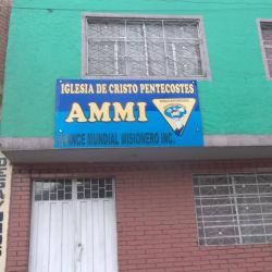 Iglesia De Cristo Pentecostes AMMI en Bogotá