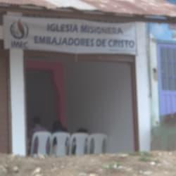 Iglesia Misionera Embajadores de Cristo en Bogotá