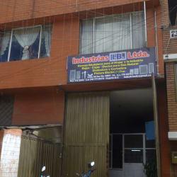 Industrias i.b. Ltda en Bogotá