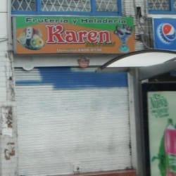 Karen Fruteria y heladeria en Bogotá